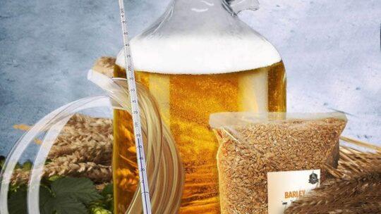 Det perfekte ølbrygningssæt